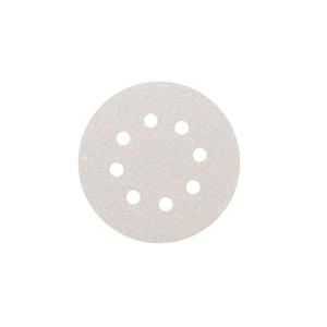Изображение товара Абразивный круг Sunmight 125мм P80 8отв. липучка