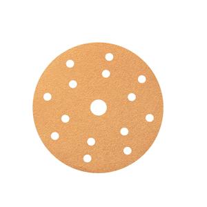 Изображение товара Абразивный круг Sunmight 150мм P400 15отв. липучка