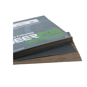 Изображение товара Наждачная бумага  Deerfos P120 230х280мм