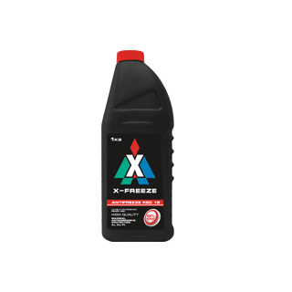 Изображение товара antifriz-x-freeze-red--40-g-12-1kg-krasniy