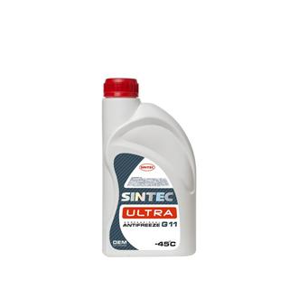 Изображение товара Sintec Антифриз Ultra G-11 1кг красный