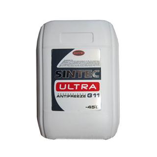 Изображение товара Sintec Антифриз Ultra G-11 10кг красный