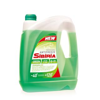 Изображение товара antifriz-sibiria-g-11-5kg-zeleniy