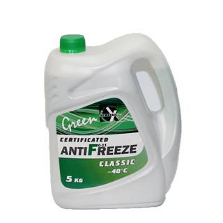 Изображение товара antifriz-certificated-classic-g-11-5kg-zelyoniy