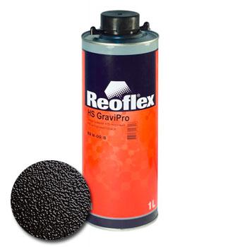 Изображение товара Антигравий Reoflex HS черный (1л) акриловый быстросохнущий