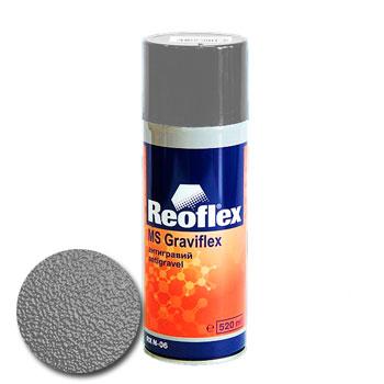 Изображение товара Антигравий-спрей Reoflex MS серый (520мл)