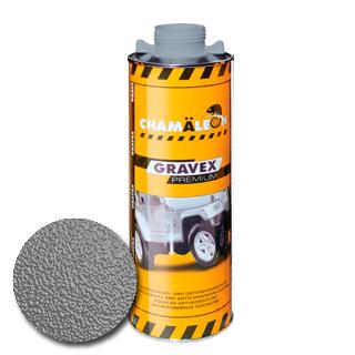 Изображение товара Антигравийное покрытие GRAVEX серый (1л)