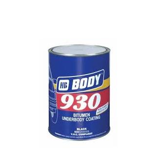 Изображение товара Мастика для днища BODY 930 (5кг) полимерно-битумная