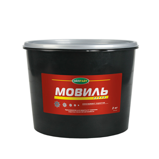 Изображение товара Мовиль Oil Right (Пушкино)(ведро) 2кг