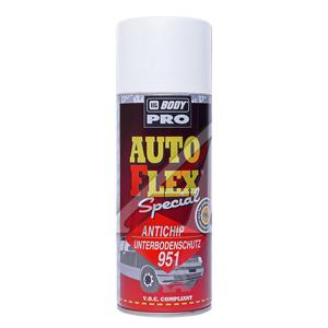 Изображение товара Антикоррозийный состав BODY 951 Autoflex белый 0,4л аэрозоль