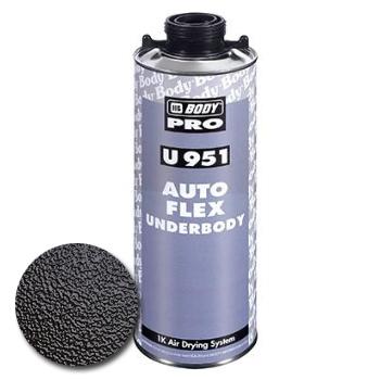 Изображение товара Антикоррозийный состав BODY 951 Autoflex чёрный 1л