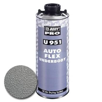 Изображение товара Антикоррозийный состав BODY 951 Autoflex серый 1л