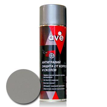 Изображение товара AVE Антигравий серый спрей 650мл