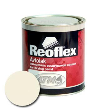 Изображение товара Автоэмаль алкидная Reoflex Белая 201 (0,75л)