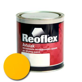 Изображение товара Автоэмаль алкидная Reoflex Желтая 1035 (0,75л)