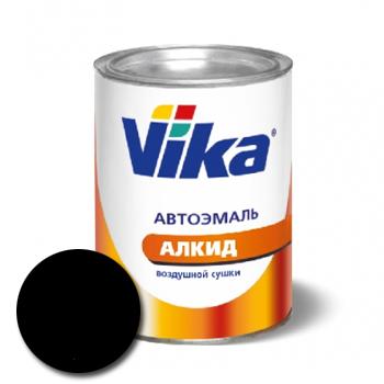 Изображение товара Автоэмаль алкидная VIKA-60 Черная 601 (0,8 кг)