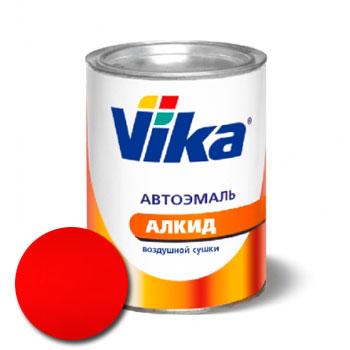 Изображение товара Автоэмаль алкидная VIKA-60 Красная 42 (0,8 кг)