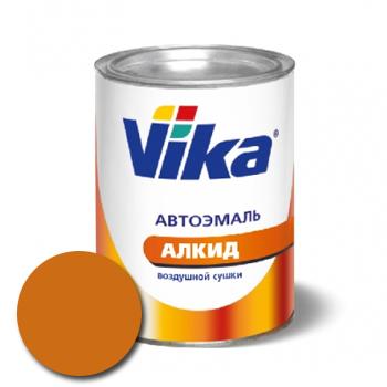 Изображение товара Автоэмаль алкидная VIKA-60 Охра золотистая 208 (0,8 кг)