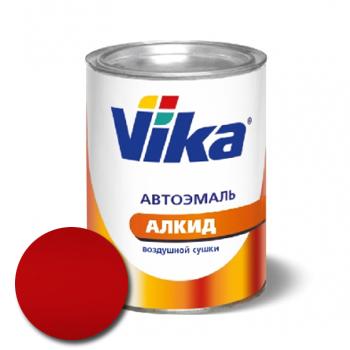 Изображение товара Автоэмаль алкидная VIKA-60 Рубин 110 (0,8 кг)