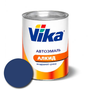 Изображение товара Автоэмаль алкидная VIKA-60 Синяя 464 (Валентина) (0,8 кг)