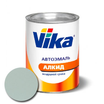 Изображение товара Автоэмаль алкидная VIKA-60 Светло-серая (0,8 кг)