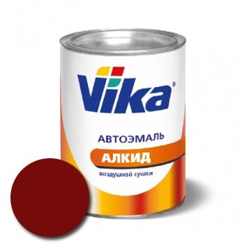 Изображение товара Автоэмаль алкидная VIKA-60 Вишневая 127 (0,8 кг)