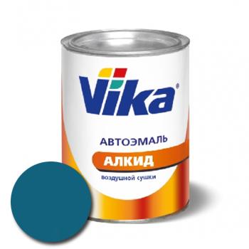 Изображение товара Автоэмаль алкидная VIKA-60 Ярко-голубая 481 (0,8 кг)