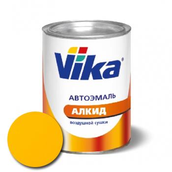 Изображение товара Автоэмаль алкидная VIKA-60 Желтая 1035 (0,8 кг)