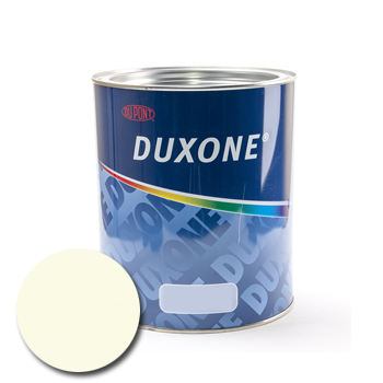 Изображение товара Автоэмаль Duxone DX-040 Super White Toyota 1л (металлик)