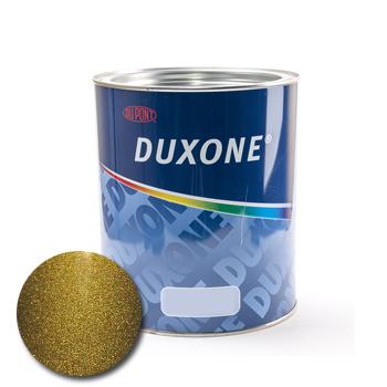 Изображение товара Автоэмаль Duxone DX347 BC/RP00 (1л) Золото Инков (металлик)
