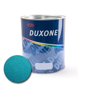 Изображение товара Автоэмаль Duxone DX460 BC/PP01 (1л) Аквамарин люкс (металлик)