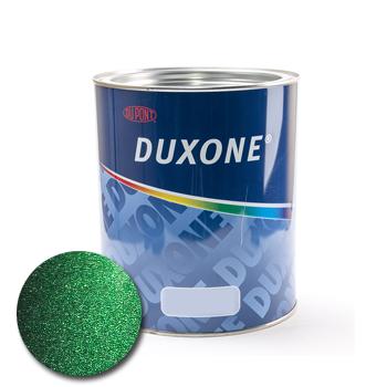 Изображение товара Автоэмаль Duxone DX963 BC/DP00 (1л) Зелёный (металлик)