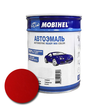 Изображение товара Автоэмаль MOBIHEL 1015 красная 1л