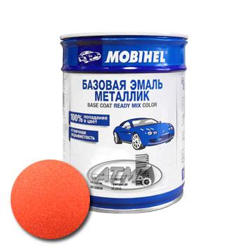 Изображение товара Автоэмаль MOBIHEL 119 Магма 1л (металлик)