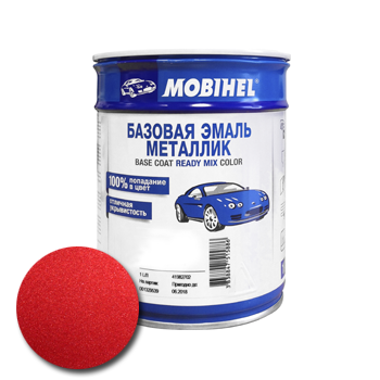Изображение товара Автоэмаль MOBIHEL 152 паприка 1л (Снята с производства)
