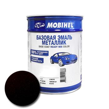 Изображение товара Автоэмаль MOBIHEL 192 портвейн 1л (металлик)