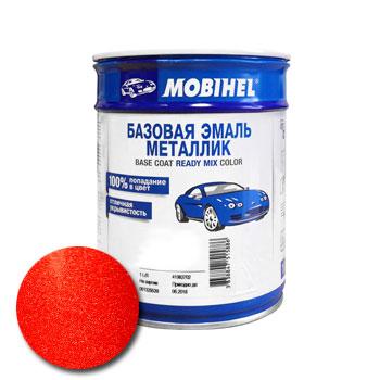 Изображение товара Автоэмаль MOBIHEL 195 Сердолик 1л (металлик)