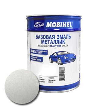 Изображение товара Автоэмаль MOBIHEL 206 талая вода 1л (металлик)