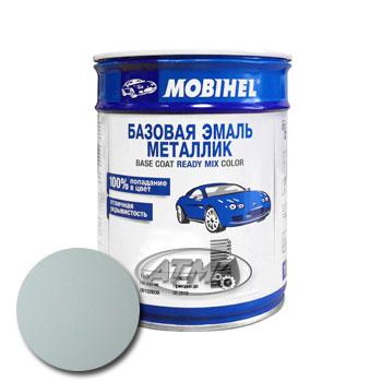 Изображение товара Автоэмаль MOBIHEL 221 Ледниковый 1л (металлик)
