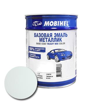 Изображение товара Автоэмаль MOBIHEL 240 белое облако 1л (металлик)
