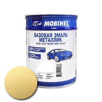Изображение товара Автоэмаль MOBIHEL 245 золотая нива 1л (металлик)