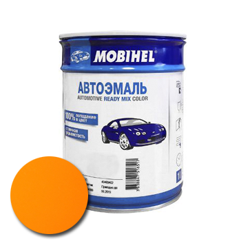 Изображение товара Автоэмаль MOBIHEL 28 апельсин 1л