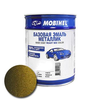 Изображение товара Автоэмаль MOBIHEL 331 золотой лист 1л (металлик)