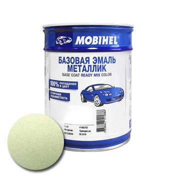 Изображение товара Автоэмаль MOBIHEL 345 оливковый 1л (металлик)