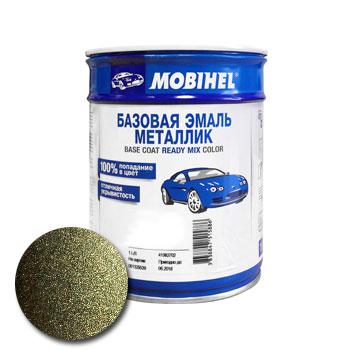 Изображение товара Автоэмаль MOBIHEL 372 Криптон 1л (металлик)