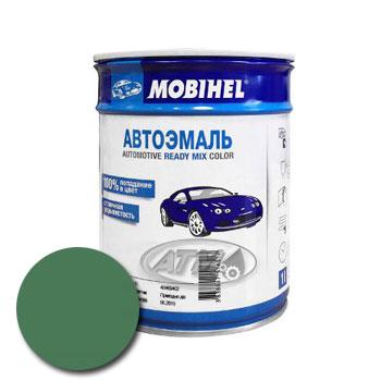Изображение товара Автоэмаль MOBIHEL 373 Серо-зеленая 1л (Снят с производства)