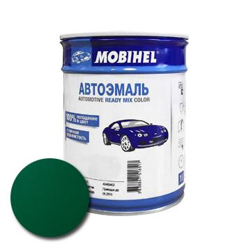 Изображение товара Автоэмаль MOBIHEL 394 тёмно-зелёная 1л