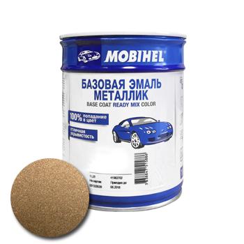 Изображение товара Автоэмаль MOBIHEL 399 табак 1л (металлик)