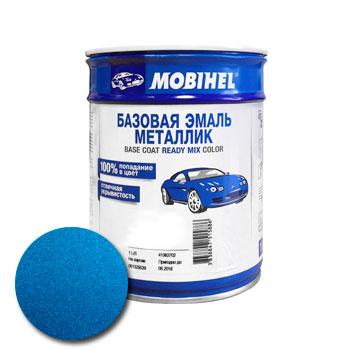 Изображение товара Автоэмаль MOBIHEL 418 Голубая планета 1л (металлик)
