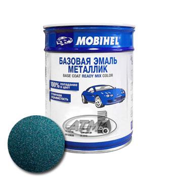 Изображение товара Автоэмаль MOBIHEL 434 Голубая молния 1л (металлик)